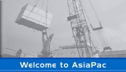 Welcome to AsiaPac